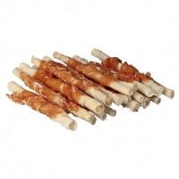 Trixie Denta Fun Chewing Rolls with Chicken жевательная палочка с курицей 28см, 3штх250г