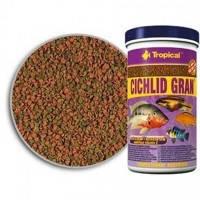 Tropical Cichlid Gran гранулы для цихлид для яркой окраски, 100мл