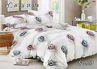Комплект постельного белья Тет-А-Тет евро  S-229