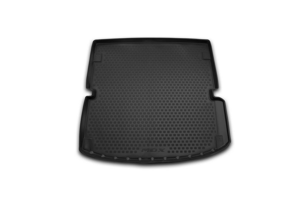 Коврик в багажник для Acura MDX 01/2014-> кросс. длин. 1 шт. (полиуретан)  08U46TZ5600NL