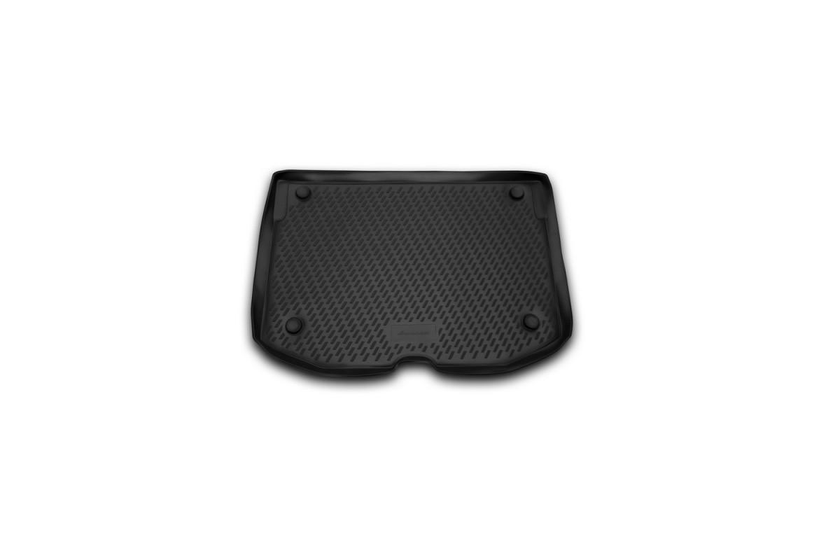 Коврик в багажник для Citroen C3 Picasso 2009-> мв. (полиуретан)  CARCRN00030