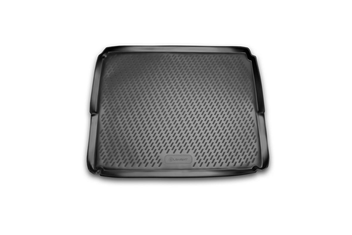 Коврик в багажник для Peugeot 3008 08/2010-> кросс. нижн.(полиуретан)  CARPGT00N30