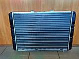 Радиатор водяного охлаждения ГАЗ 3110 - ГАЗ 31105 (алюминиевый), фото 2