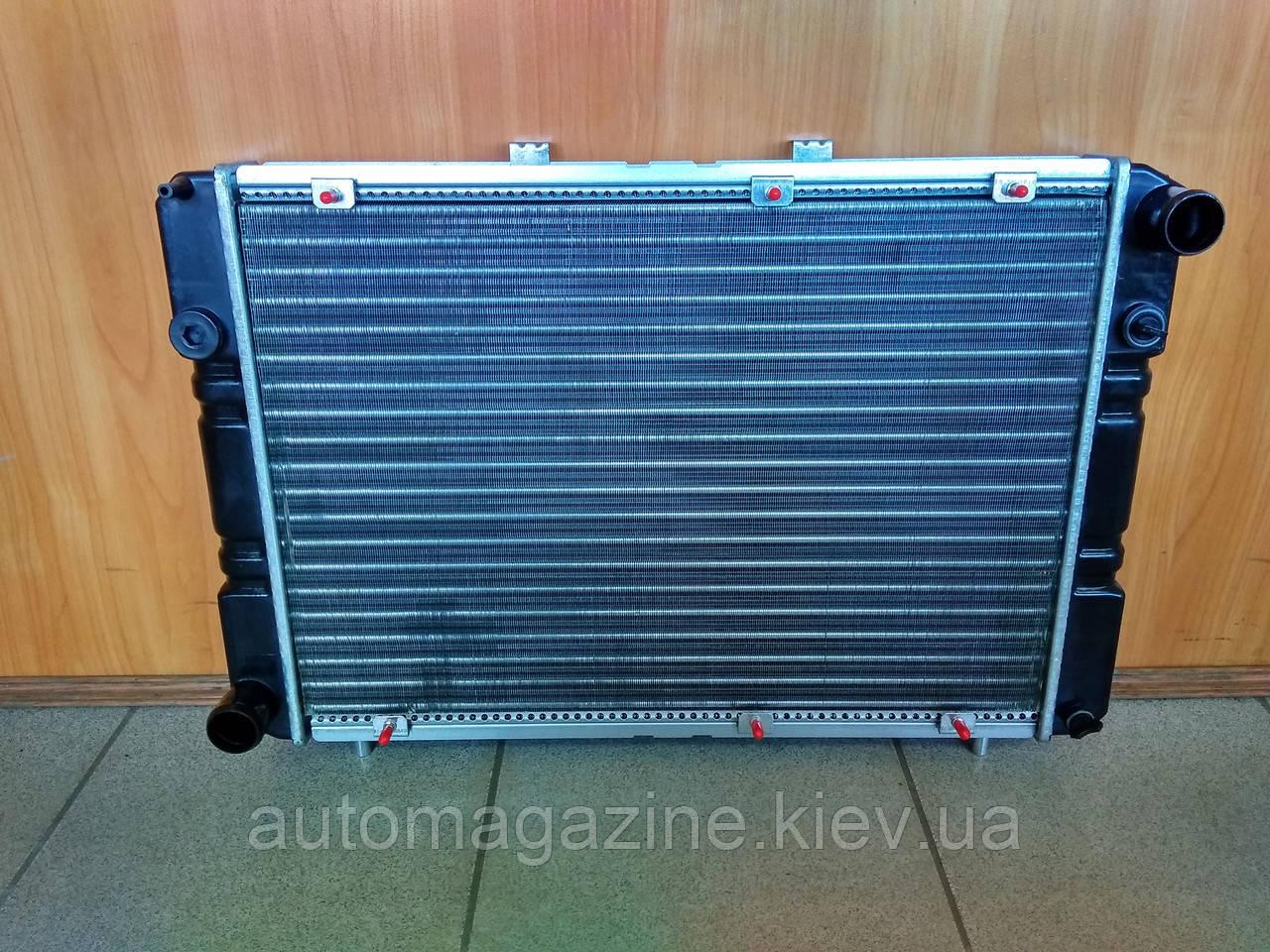 Радиатор водяного охлаждения ГАЗ 3110 - ГАЗ 31105 (алюминиевый)