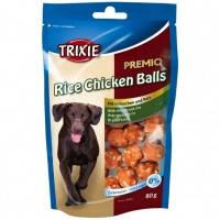 Тrixie PREMIO Rice Chicken Balls лакомство для собак с курицей и рисом, 80г