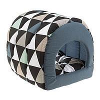 Домики из текстиля для собак и котов