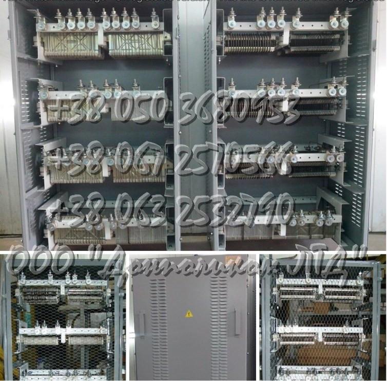 Расчет, подбор пускорегулирующих резисторов