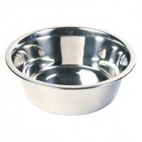 Тrixie Stainless Bowl миска стальная 4,5л, 28 см
