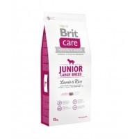 Brit Care Junior Large Breed Lamb and Rice корм для щенков крупных и гигантских пород с ягненком и рисом, 12кг