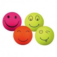 Тrixie Assortment Smileys набор мячиков смайлов 6см, 4шт