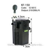 KW Dophin KF-150 внутренний фильтр