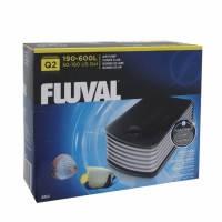 Hagen Fluval Q2 Air Pump одноканальный компрессор с регулировкой