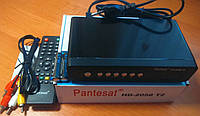Ресивер Pantesat HD-2058 T2 IPTV (цифровой эфирный тюнер)