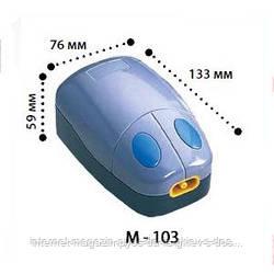 KW Mouse AIR PUMP М-103 одноканальный компрессор