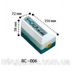 KW Calm AIR PUMP RC-006 двухканальный компрессор