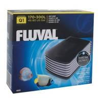 Hagen Fluval Q1 Air Pump двухканальный компрессор