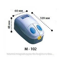 KW Mouse AIR PUMP М-102 одноканальный компрессор