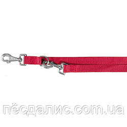 Trixie Classic M–L поводок-перестежка для собак 2м, 20мм