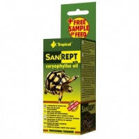 Tropical SANIREPT препарат для ухода за панцирем сухопутных черепах, 15мл