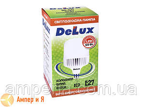 Лампа светодиодная BL 80 40w E27 6500K DELUX, фото 2