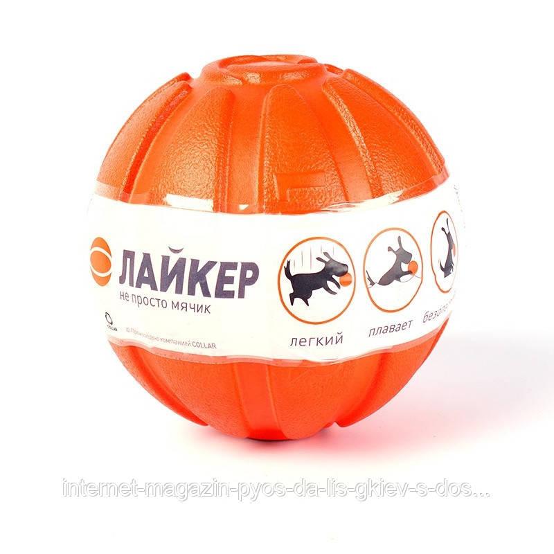 Collar Liker 7 мяч-игрушка для собак мелких и средних пород, 7см