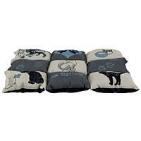 Trixie Patchwork Blanket Cat матрац-одеяло для кошек и собак 55х45см