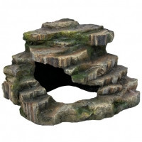 Trixie Eck-Fels декорация Грот со ступеньками 19х17х17см