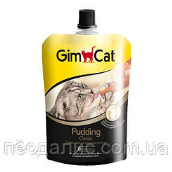 GimCat Pudding classic лакомство пудинг для кошек, 150г