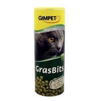 GimCat GrasBits витаминизированное лакомство с высоким содержанием травы, 425г