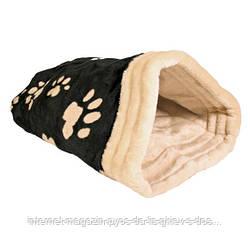 Trixie Jasira Cuddly Bag лежак-пещера место-карман для кошек, 25х27х45 см