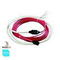 Нагревательный двужильный кабель TASSU9 для теплого пола