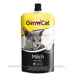 GimCat Milch лакомство молоко для кошек, 200мл