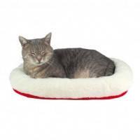Trixie лежак для кота двухсторонний, 47х38 см