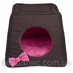 Aquael Comfy Triple House дом - лежак для кошек и собак