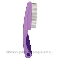 Trixie Flea and Dust Comb расческа для вычесывания грызунов 15см