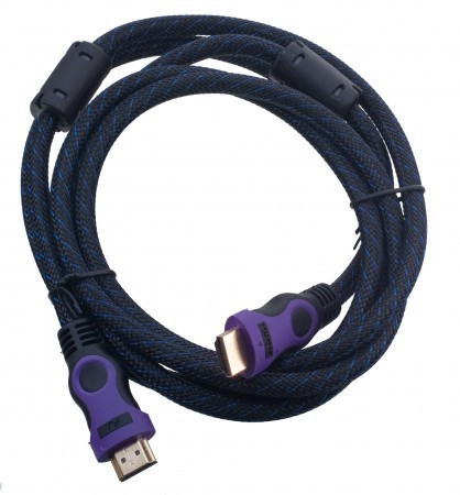 Кабель HDMI  Havit-16 COLOR v1.4 blue