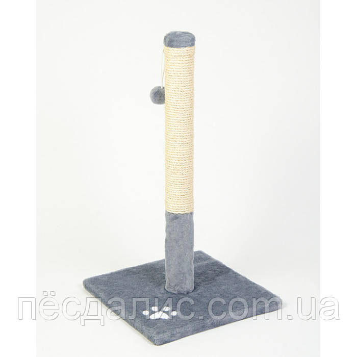 Когтеточка-столбик для кошек ТМ Природа 37х37х66см