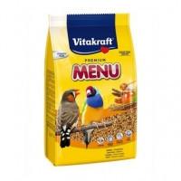Vitakraft Premium Menu Exotic корм для мелких экзотических птиц, 1кг