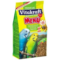 Vitakraft Premium Menu корм для волнистых попугаев, 500г
