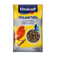 Vitakraft Mauserhilfe витаминизированная смесь для канареек и лесных птиц в период линьки, 20г
