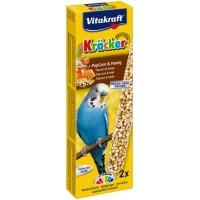 Vitakraft Krаcker крекер для волнистых попугаев со злаками, 2шт