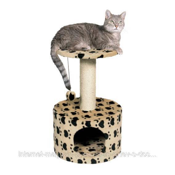 Будиночок-дряпка для кота Trixie Toledo