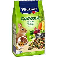 Vitakraft Cocktail Veggie Mix лакомство для грызунов Овощной коктейль, 150г