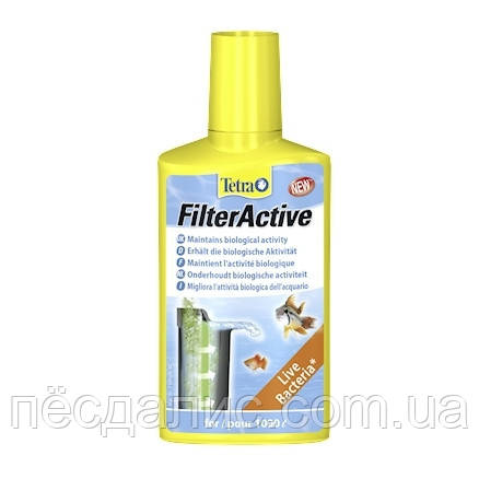 Tetra FilterActive средство для поддержания биологической активности, 250мл