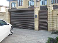 Роллетные ворота, фото 1