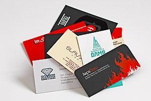 Напечатать визитки в Днепре