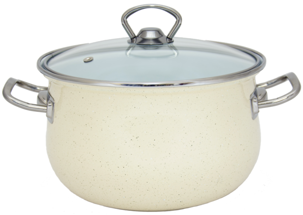 Кастрюля INFINITY Cream (2.9 л) 18 см (6367513)