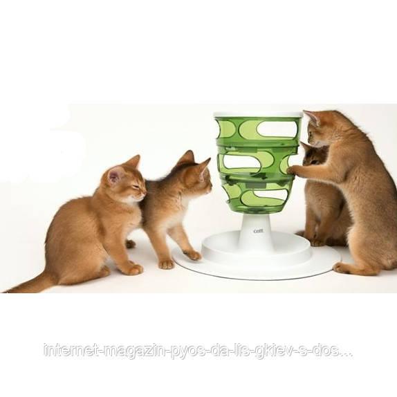 Интерактивная игрушка лабиринт для котов и кошек Hagen Catit Senses 2.0 Food Tree