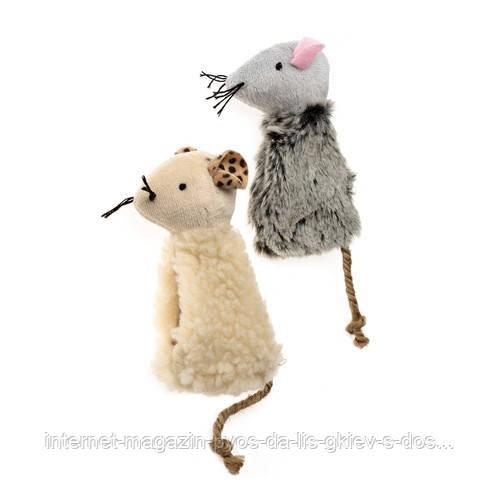 Aquael Comfy CAT NIPPY mysz игрушка для кошек мышка с кошачьей мятой 10,5см