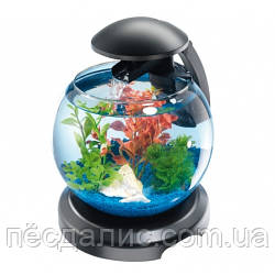 Tetra Cascade Globe аквариум для петушка или золотой рыбки, 6,8 л
